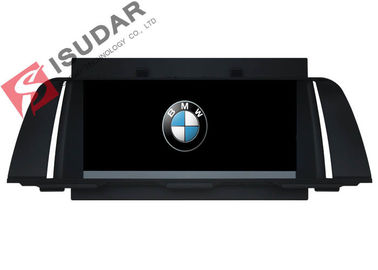 Capasitive Screen Bmw 5 Series Sat Nav , 10.1 Inch Android Car Stereo Wince System