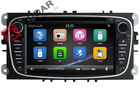 Ford Focus C - MAX Galaxy 2 Din Car Dvd Player With 1080P Video Play Ipod