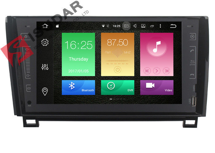 Deckless Android Auto Car Stereo for toyota sequoia / Tundra Full RCA Output