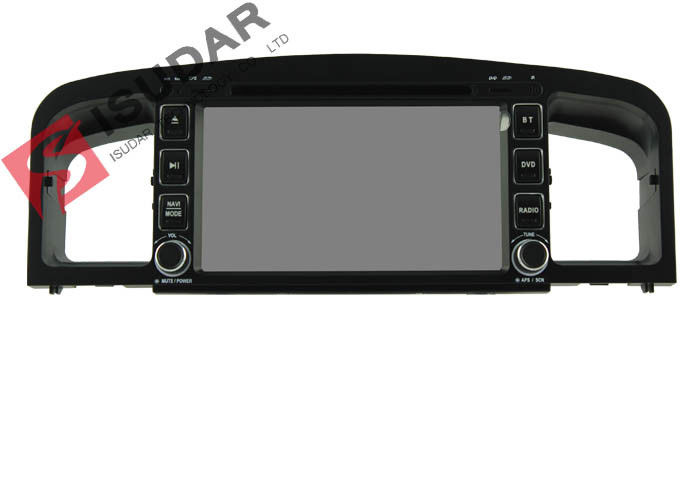 Capacitive Touch Screen Car Radio With Bluetooth , Lifan 620 / Solano In Dash Car DVD Player