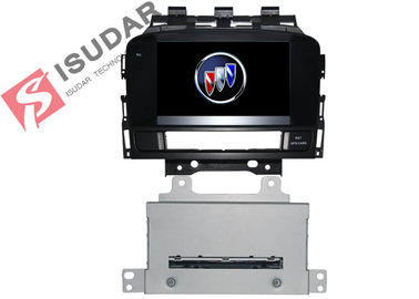 Sistema stereo del player multimediale dell'automobile di Android 7.1.1 per Buick Excelle XT/GT 2011-2012